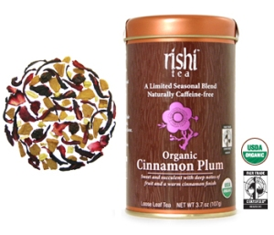 Organic Cinnamon Plum